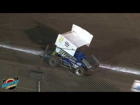 California Lightning Sprints at Ventura Raceway 5/5/18 Feature Highlights