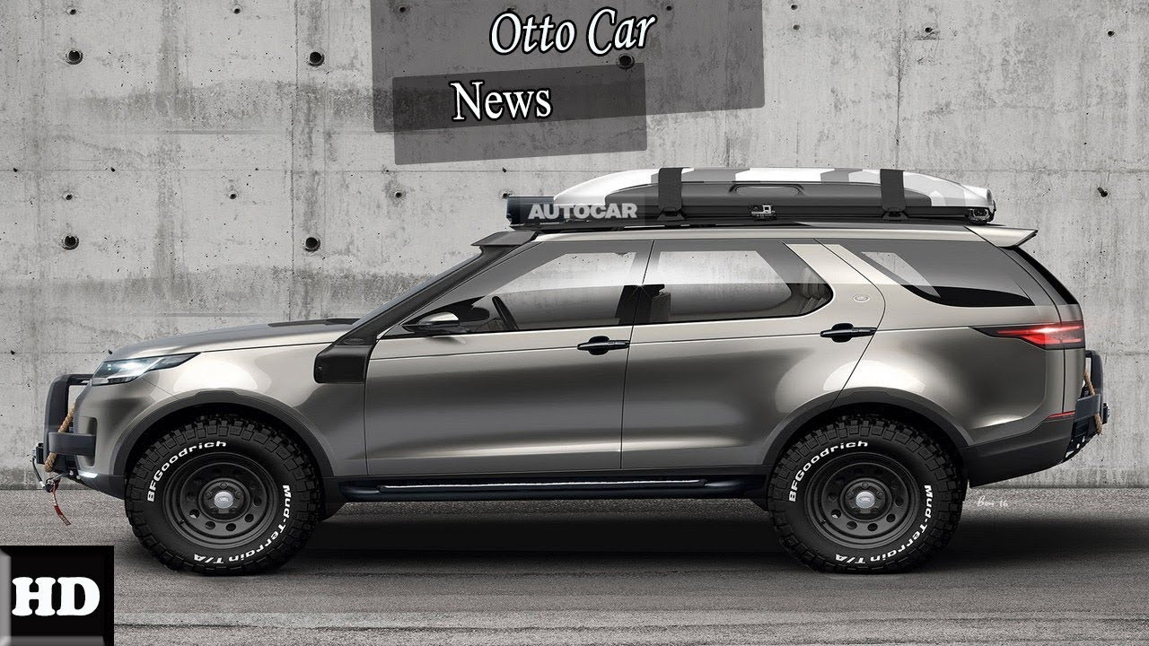 Hot News Land Rover Discovery Svx 2018 Ultimate Off Road Car