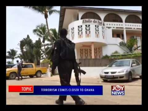 Terrorism Comes Closer to Ghana - PM Express on Joy Joy News (14-3-16)