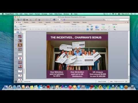 Detailed Opportunity Presentation