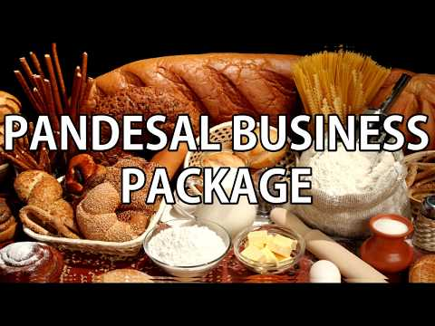 BAKERY  PACKAGE AND PANDESAL PACKAGE