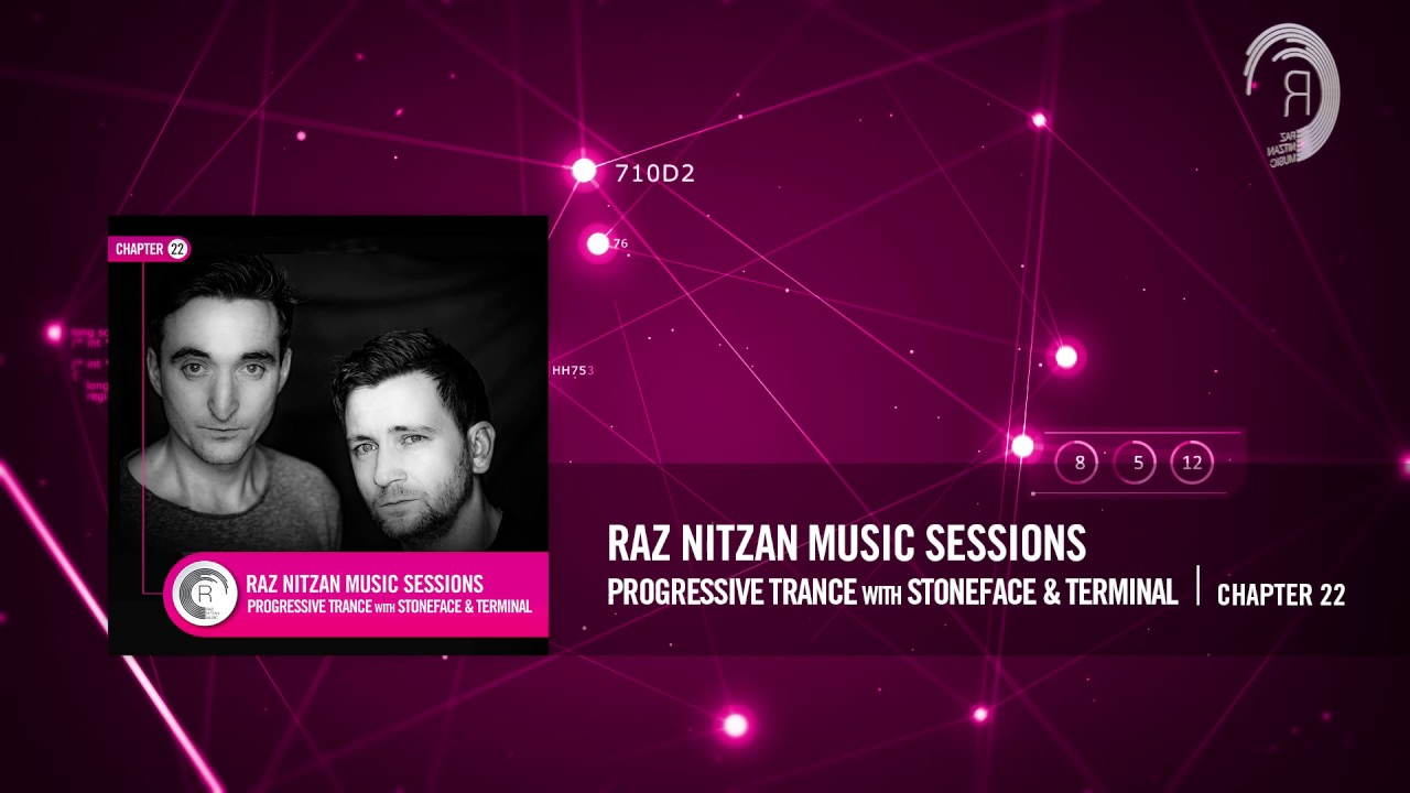 Raz Nitzan Music Sessions - Progressive Trance with Stoneface & Terminal (Chapter 22) *FREE DL*