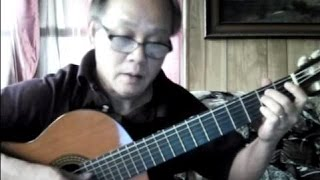 Làng Tôi (Chung Quân) - Guitar Cover by Hoàng Bảo Tuấn
