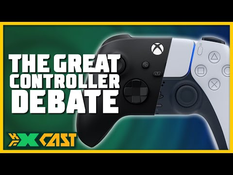 The Great Controller Debate - Kinda Funny Xcast Ep. 23