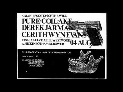 Zos Kia / Coil - Silence & Secrecy (Live Magenta Club 5 August 1983)