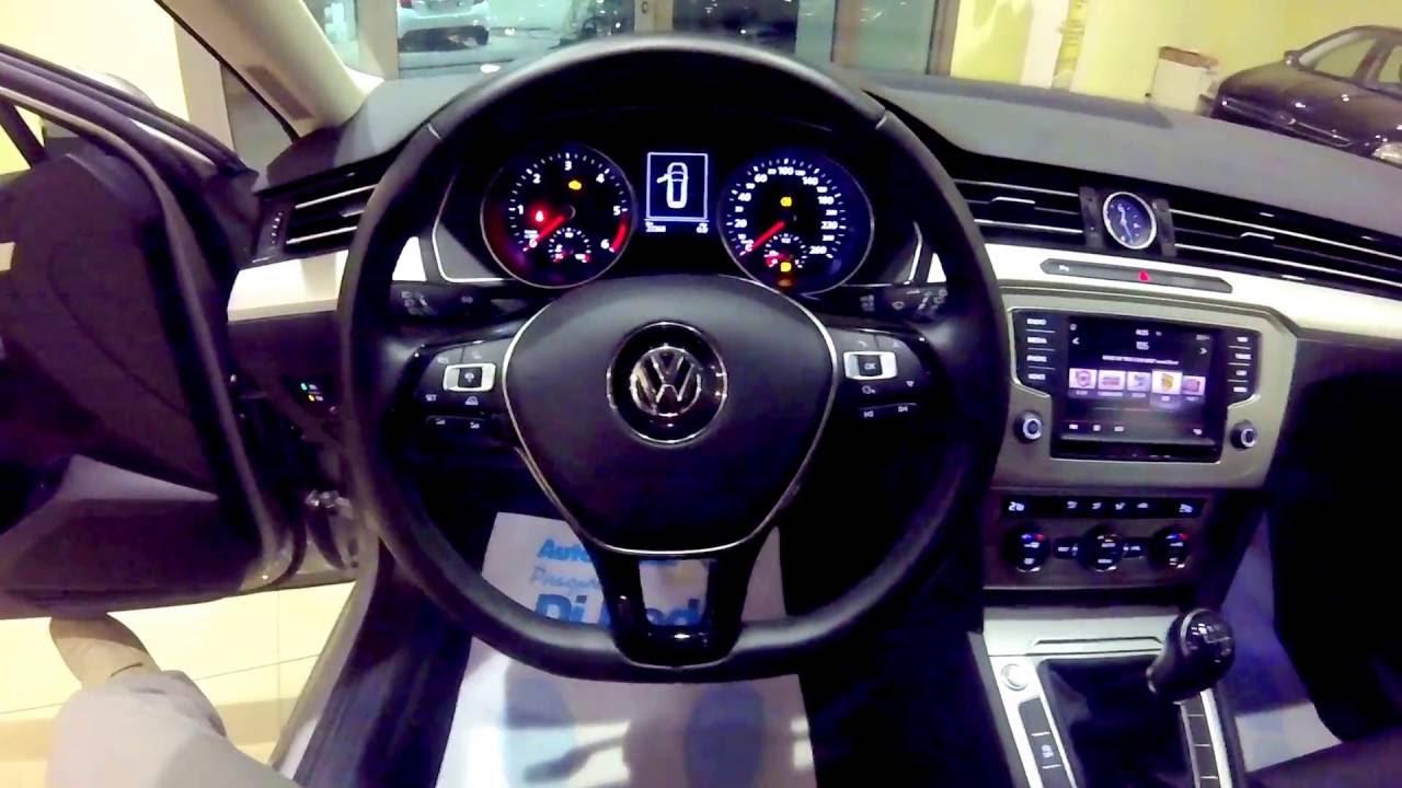 nuova volkswagen passat sw 2 0 tdi 150cv business 2015