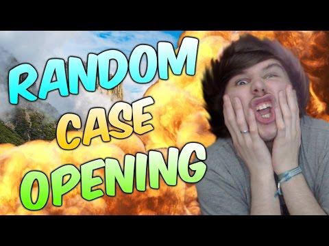 RANDOM CASE OPENING !