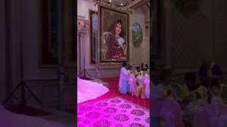 Казахская свадьба в стиле Индия