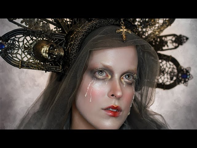 PAT MCGRATH RUNWAY + MET GALA INSPIRED MAKEUP LOOK | John Galliano Runway Recreation