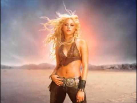 My Top Five Shakira Songs