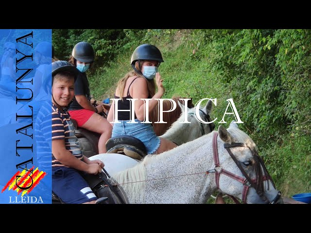 Excursion a caballo con Hipica Llavorsi | Pirineo Lleida