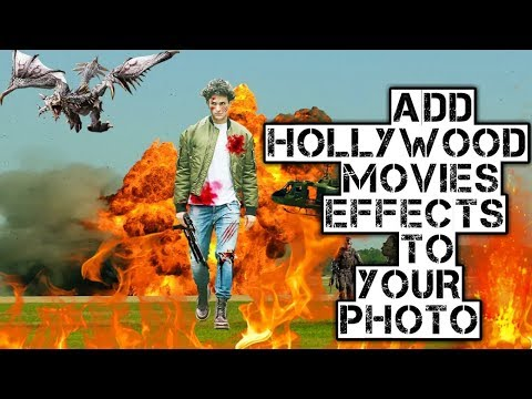 HOW TO ADD HOLLYWOOD MOVIES 3D EFFECT TO YOUR PHOTOS BY ANY ANDROID MOBILE FOR FREE 2018 [HINDI]