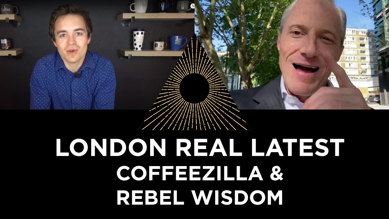 London Real Update, Coffeezilla & Rebel Wisdom (reupload)
