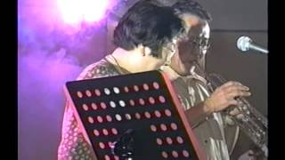 井上隆人院長 マイウエイ 勉先生ドラム&お母様