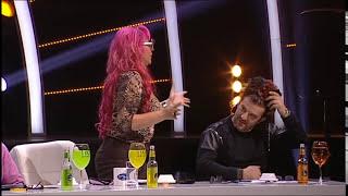 Ana Bulatovic - Duni vetre - (live) - ZG 2014/15 - 18.10.2014 EM 5.