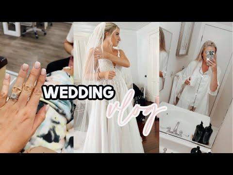 Download WEDDING WEEK VLOG | WEDDING PREP & DAY OF