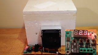 Temperature-controlled Peltier Mini Fridge (Thermoelectric) thumbnail