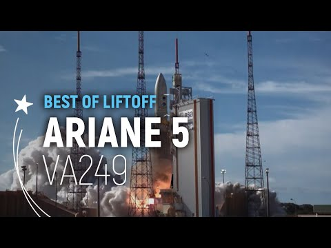 Arianespace Flight VA249 / Behind the Scenes of the Dream