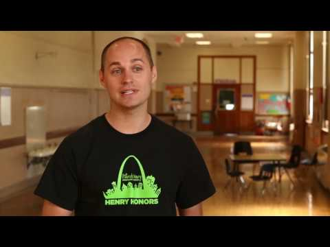 We Learn Together - Maritz and Patrick Henry Downtown Academy Partnership