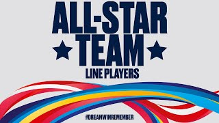 ALL STAR TEAM NOMINEES | LINE PLAYERS