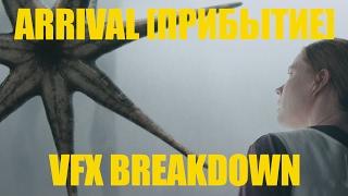 #Arrival VFX Breakdown Визуальные эффекты в фильме #Прибытие