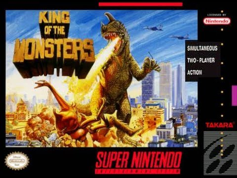 """KompleX GAMING lets play """"King of the Monsters"""" 