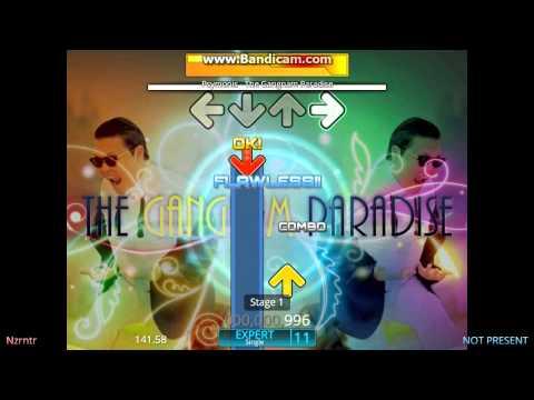 The Gangnam Paradise - AA (84.95%)