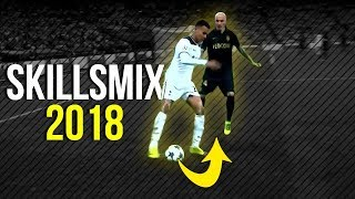 Football Craziest Skills Mix 2018 - HD