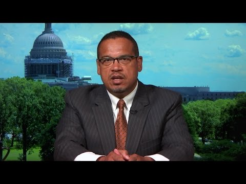 Rep. Keith Ellison: Arrest the Officer Who Killed Philando Castile, He Has to Be Held Accountable