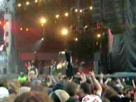 The Offspring - Download festival - 2008