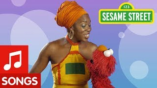 Repeat youtube video Sesame Street: The Alphabet With Elmo and India Arie
