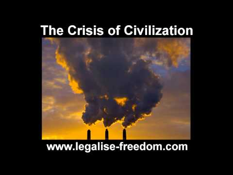 Nafeez Ahmed - The Crisis of Civilization