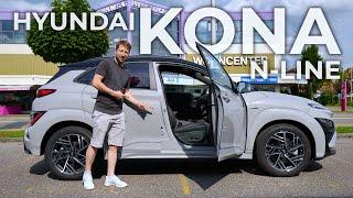 New Hyundai Kona N-line 2021 Review Interior Exterior