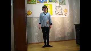Идеи рукоделия. Урок ирландских танцев. Учим позиции в ирландских танцах.