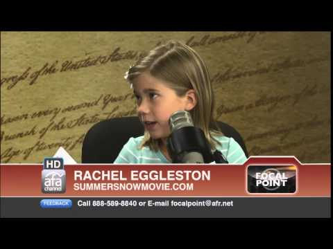 """Guest Rachel Eggleston on her role in """"Summer Snow"""""""