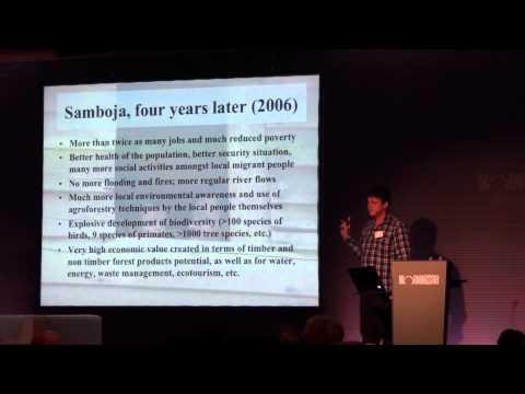 Willie Smits Presentation: PeoplePlanetProfit part 1 of 3