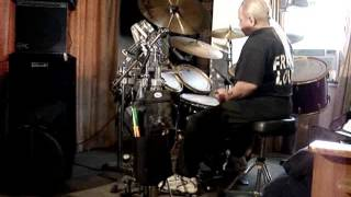 Ray's Drums For I Can't Stop Loving You By Ray Charles