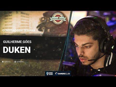 """Café com CS - Episódio 8 - Guilherme """"duken"""" Góes"""