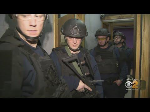 Inside Look At NYPD's Elite ESU Teams
