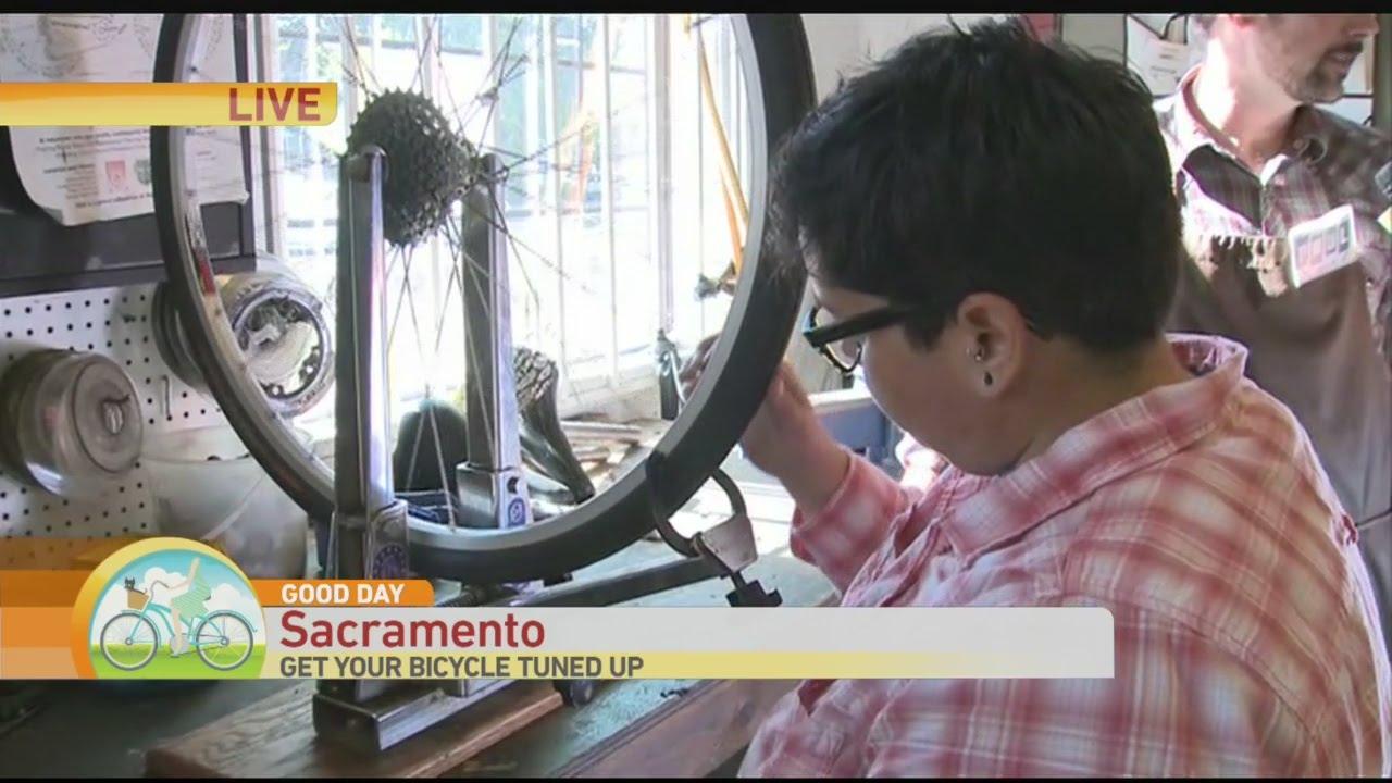 Sacramento Bicycle Kitchen - YouTube