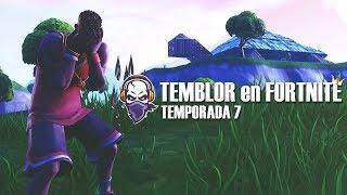 MOMENTO de TEMBLOR en FORTNITE | Se VIENE un NUEVO CAMBIO en la ISLA!!