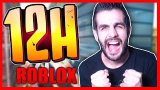 12 HOURS PLAYING ROBLOX! -PART 1 | KraoESP