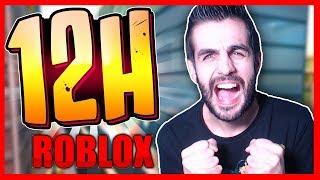 12 ORE A GIOCARE ROBLOX! -PARTE 1 | KraoESP