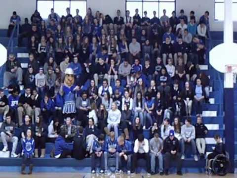 """Harlem Shake """"Wildwood Catholic High School"""" Style!"""