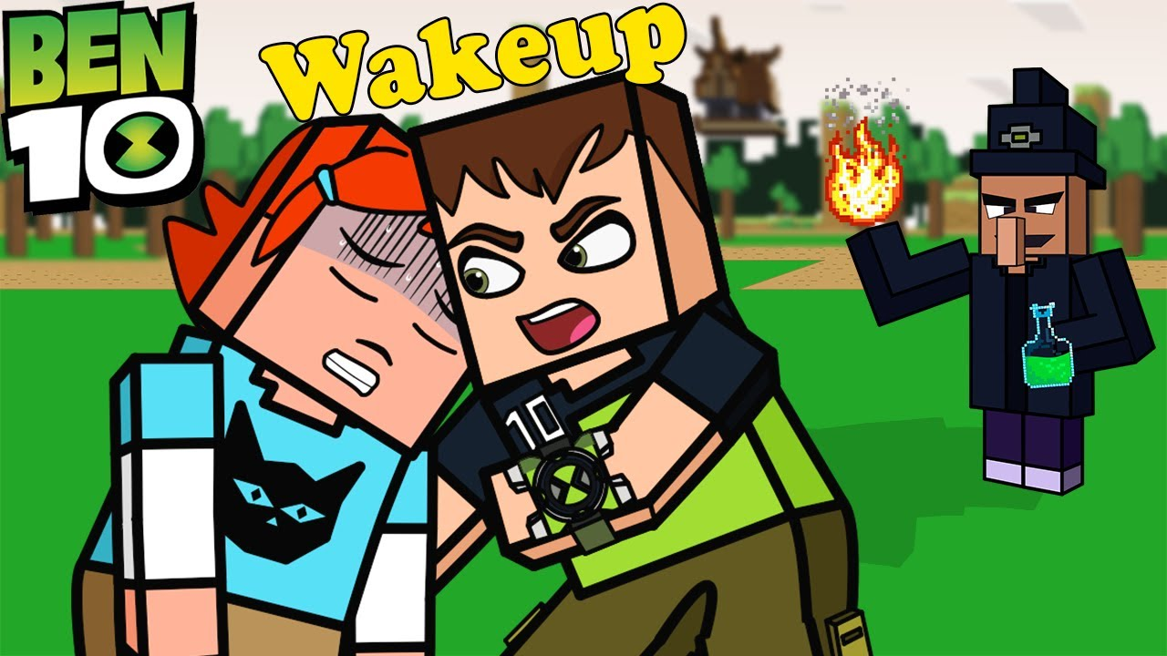 Download The Witch & Elixir of Life (Part 1)   Ben 10 Minecraft Animation #7