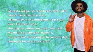 Black Hippy - U.O.E.N.O (Kendrick Lamar, Schoolboy Q, Ab-Soul, Jay Rock) - Lyrics