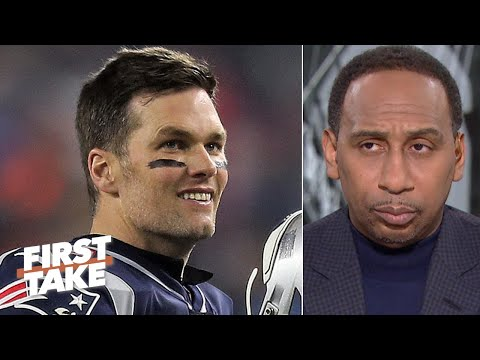 Stephen A. can't