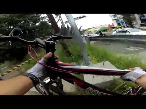 Caida En Bicicleta | Uber Eats | Observaciones Diarias En Bicicleta