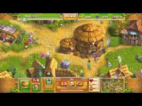 Lets Play: Farm Tribe 2 #45