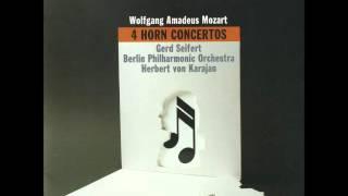 Mozart - Horn Concerto No. 4 in E-flat major, K. 495